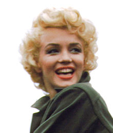 Liebesstern Marilyn Monroe